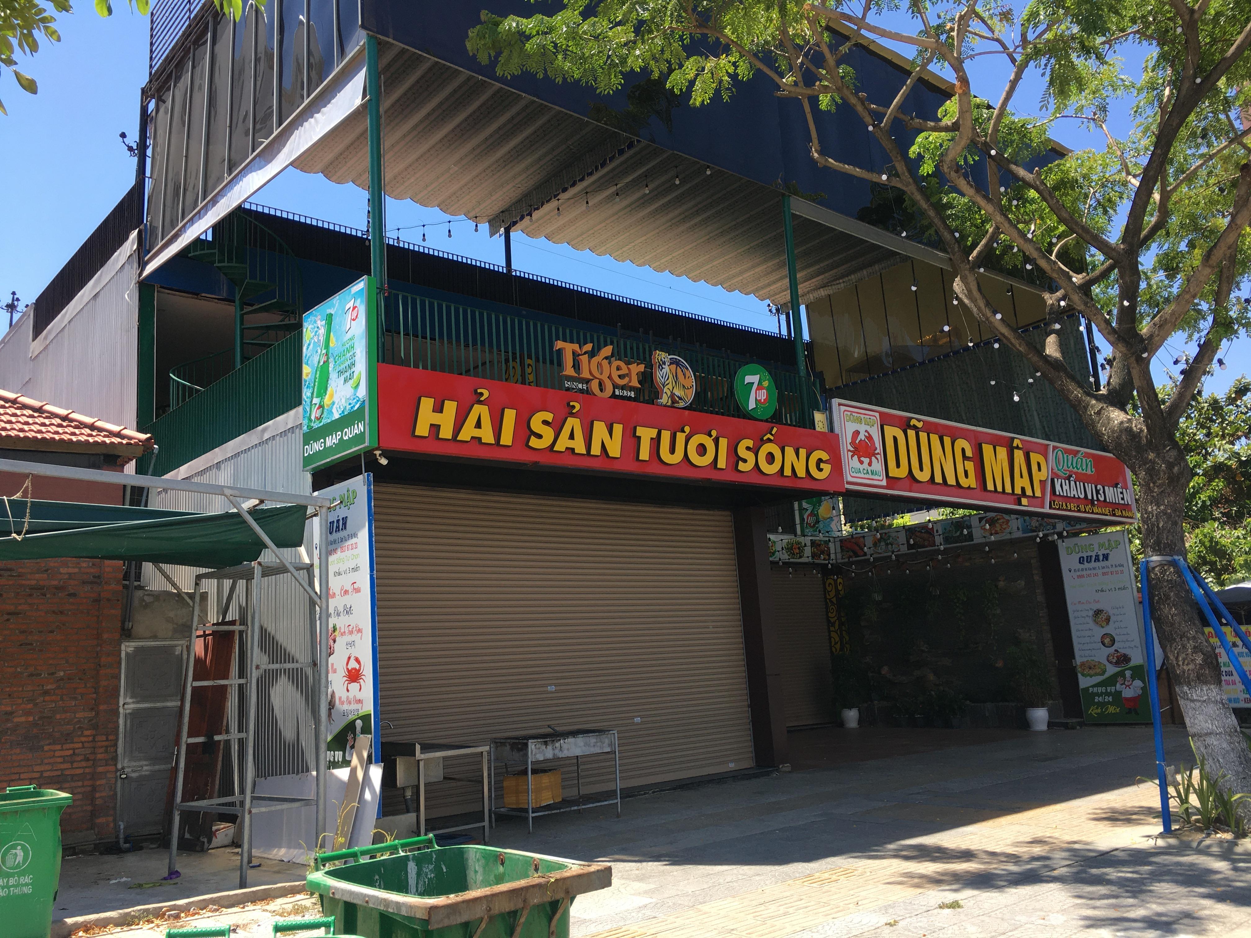 Quán xá Đà Nẵng đông khách cho phục vụ ăn uống tại chỗ sáng 11/9 - Ảnh 10.