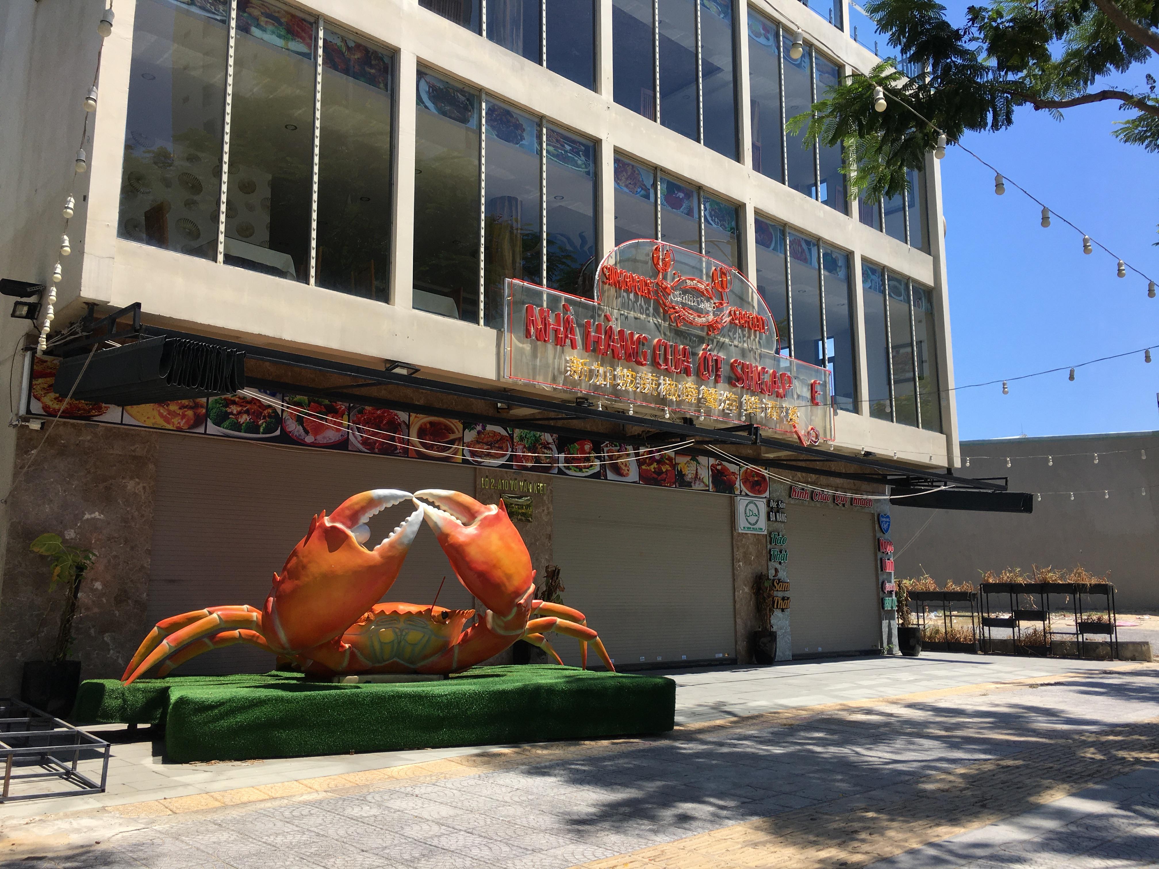 Quán xá Đà Nẵng đông khách cho phục vụ ăn uống tại chỗ sáng 11/9 - Ảnh 8.