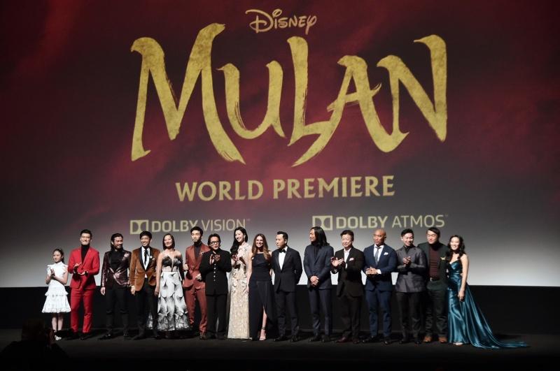 Disney hi vọng vớt vát doanh thu của 'Mulan' từ thị trường Trung Quốc - Ảnh 3.