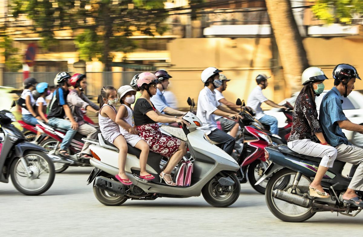 Việt Nam xếp thứ hai ASEAN về sản lượng tiêu thụ xe máy nửa đầu năm 2020 - Ảnh 1.