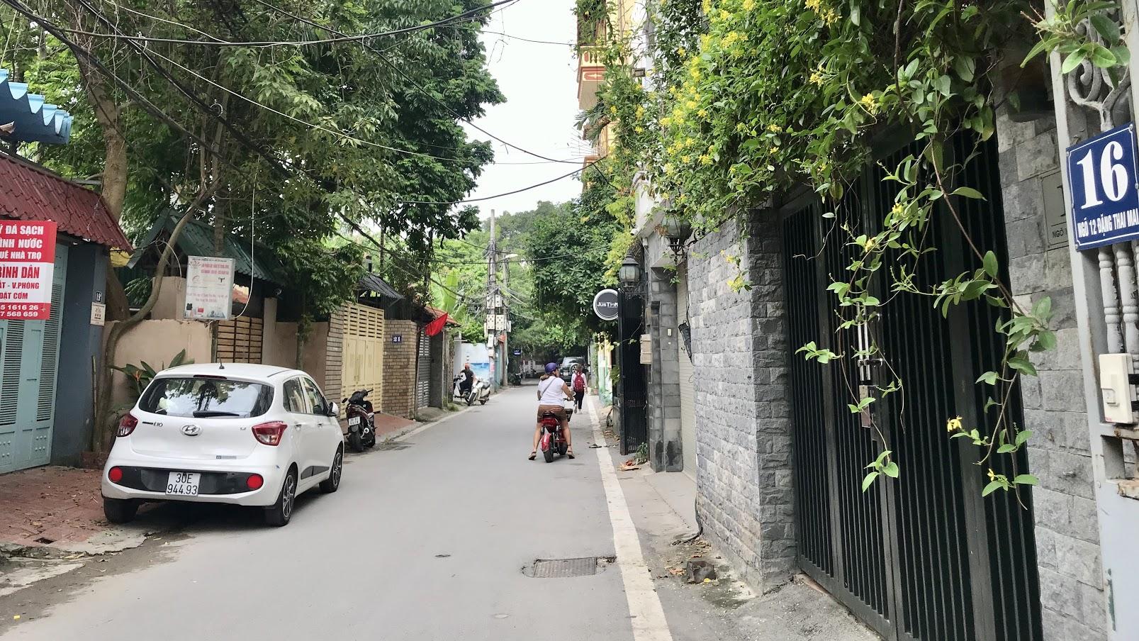 Đất dính qui hoạch ở phường Quảng An, Tây Hồ, Hà Nội - Ảnh 8.