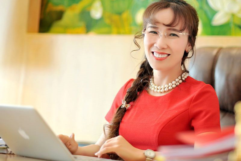 Bà chủ Vietjet Nguyễn Thị Phương Thảo lọt top 100 doanh nhân thay đổi nền kinh tế châu Á
