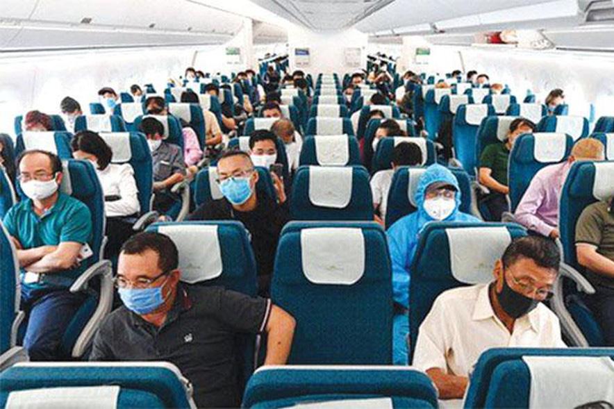 Bỏ qui định giãn cách trên các phương tiện vận tải hành khách xuất phát từ Đà Nẵng