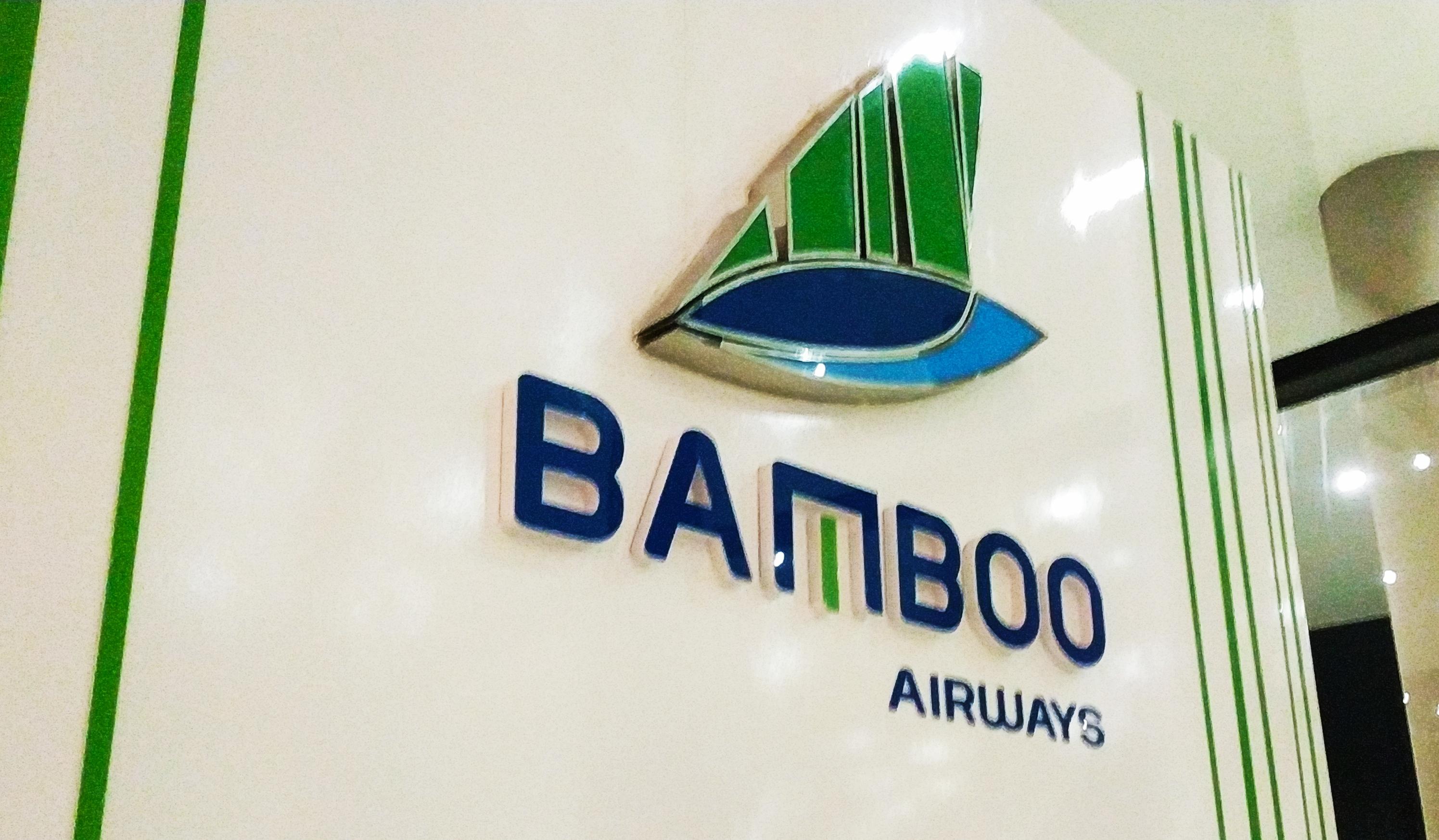 Tàu bay Bamboo Airways va phải chim, loạt chuyến bay bị hủy, chậm - Ảnh 1.