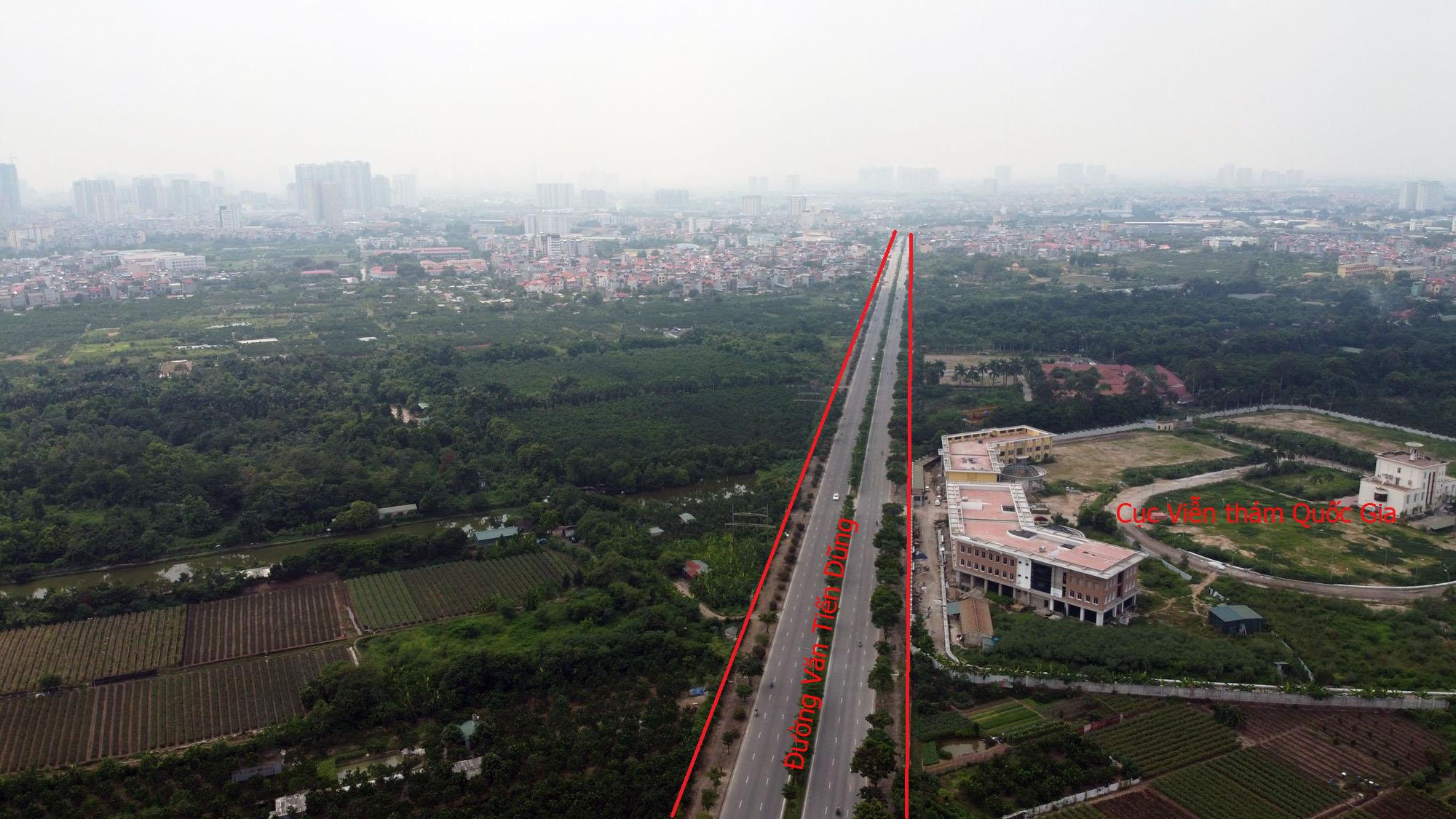 Đường sẽ mở theo qui hoạch ở Hà Nội: Toàn cảnh đường nối trục Tây Thăng Long đến gần Vành đai 4 - Ảnh 3.