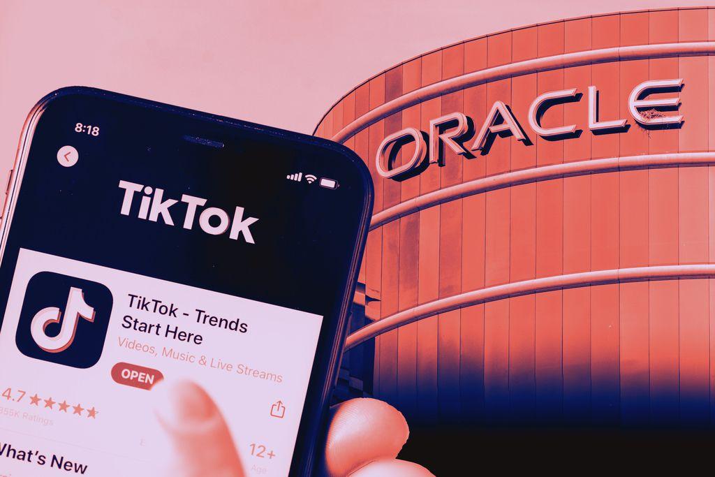 Bloomberg: Oracle đạt được thỏa thuận mua lại TikTok tại Mỹ - Ảnh 1.