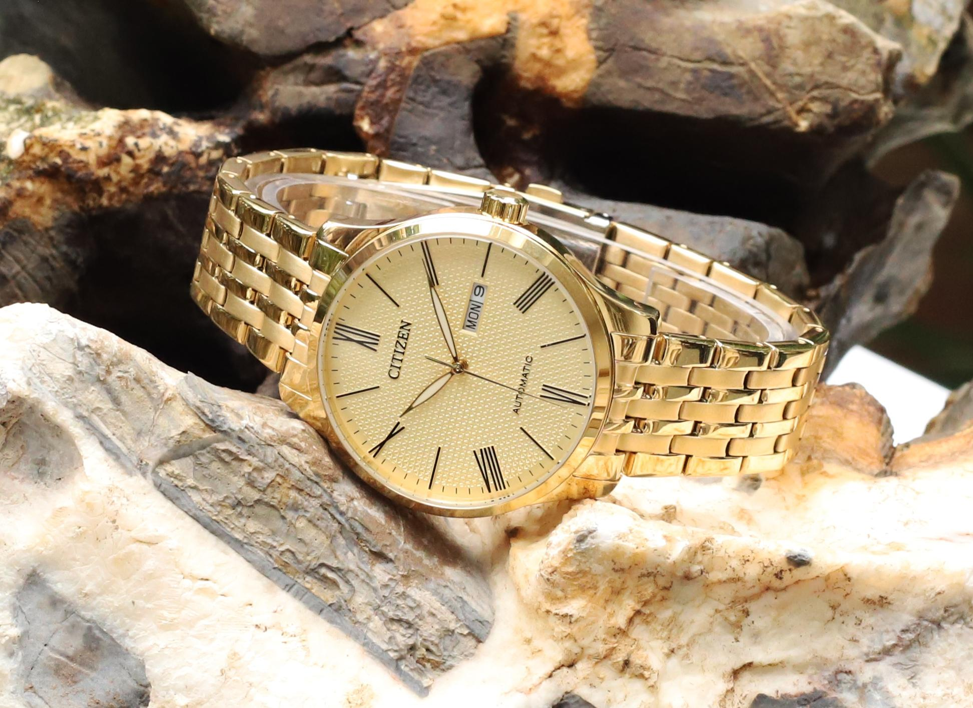 Mua đồng hồ Citizen chính hãng giảm giá tới 40% tại Đăng Quang Watch - Ảnh 1.