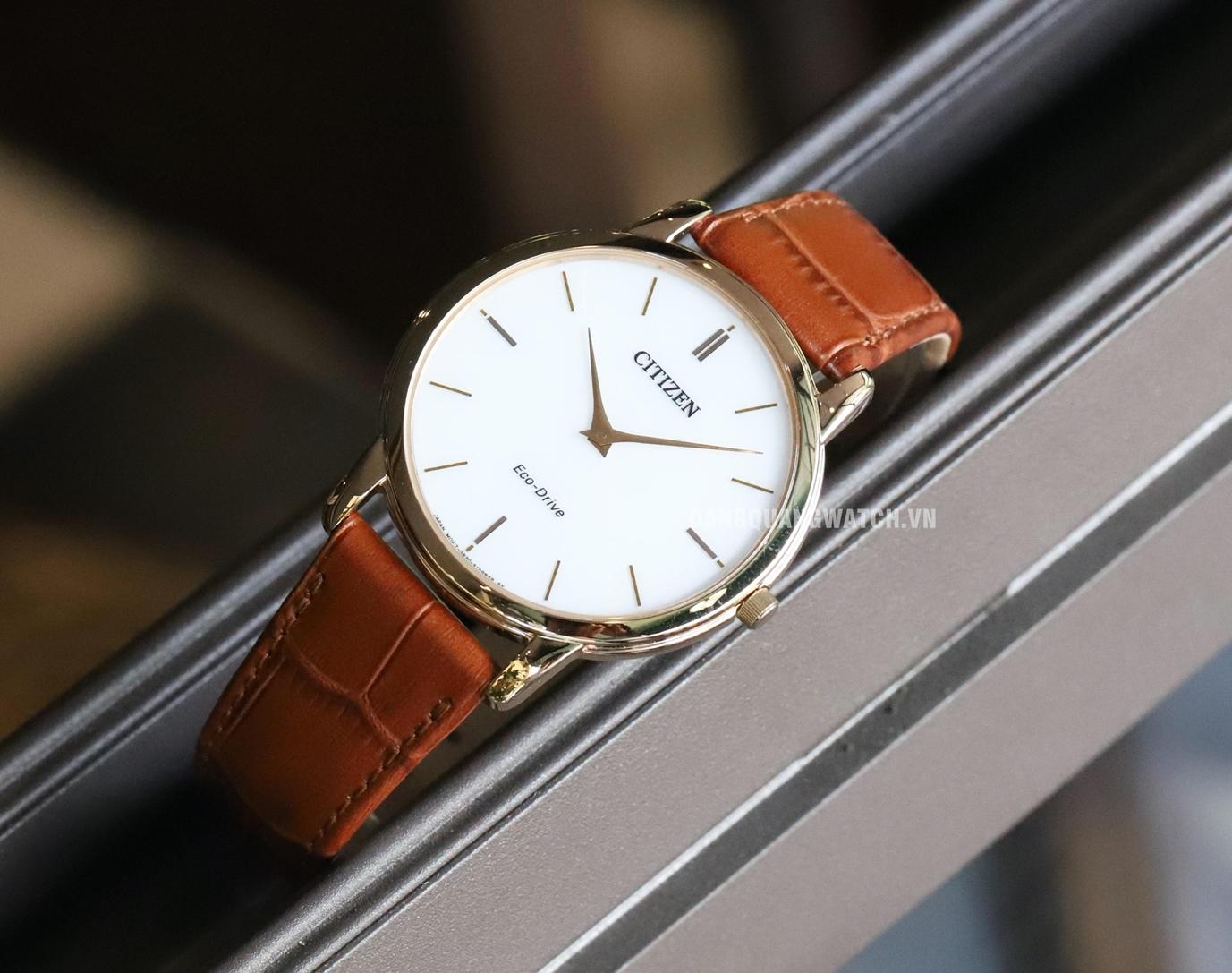 Mua đồng hồ Citizen chính hãng giảm giá tới 40% tại Đăng Quang Watch - Ảnh 2.