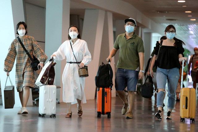 Dự kiến mỗi tuần Hà Nội đón 6 chuyến bay quốc tế với khoảng 2.000 hành khách - Ảnh 2.