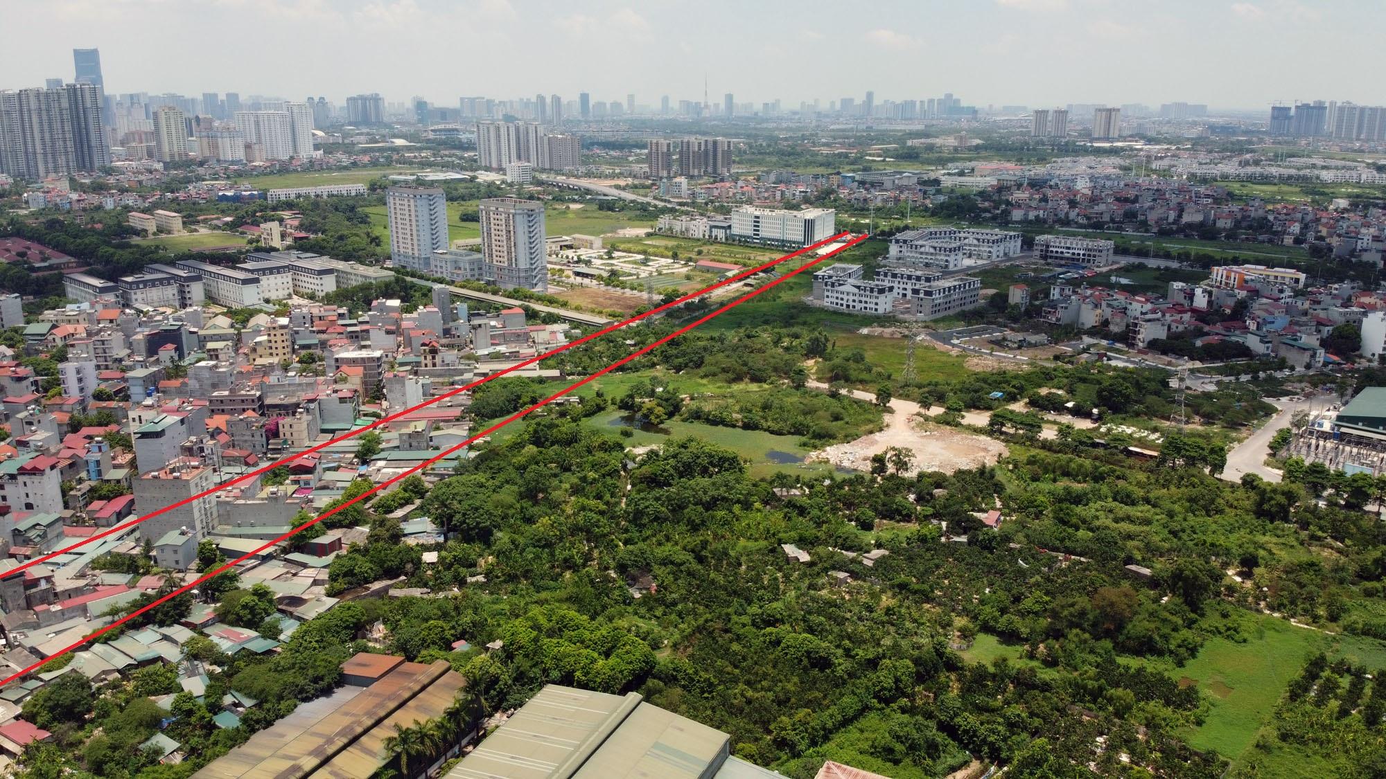 Những dự án hưởng lợi từ đường qua ba quận, nối trục Tây Thăng Long với Khu đô thị Bắc An Khánh theo qui hoạch - Ảnh 4.