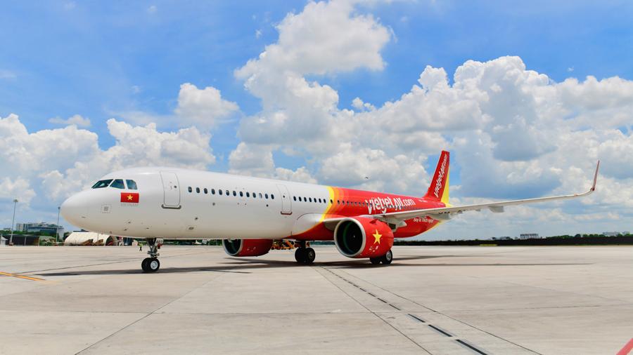 Vietjet Air mở bán 1,8 triệu vé máy bay với giá chỉ 0 đồng - Ảnh 1.