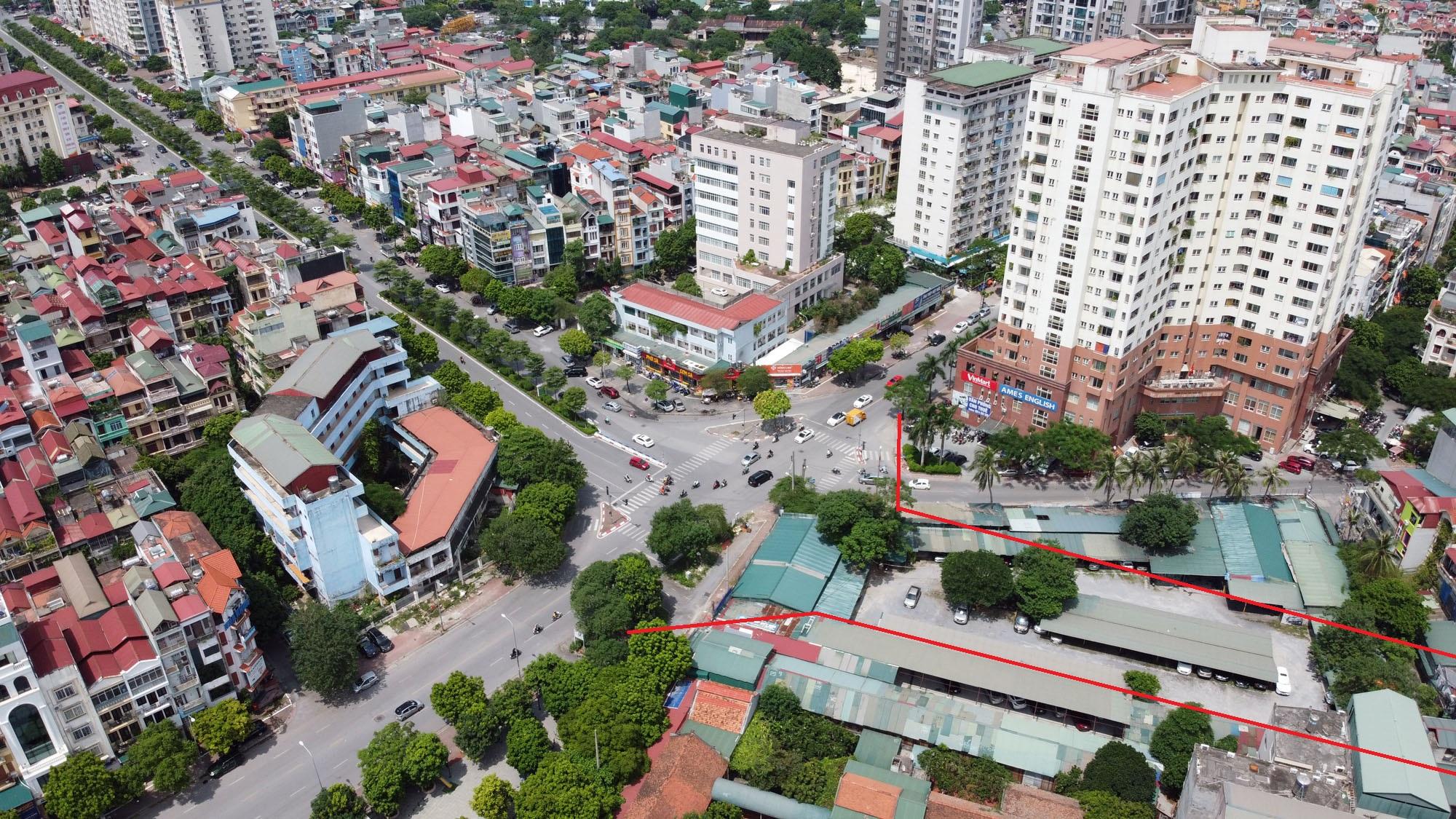đường sẽ mở theo qui hoạch ở phường Trung Hòa, Cầu Giấy, Hà Nội - Ảnh 3.