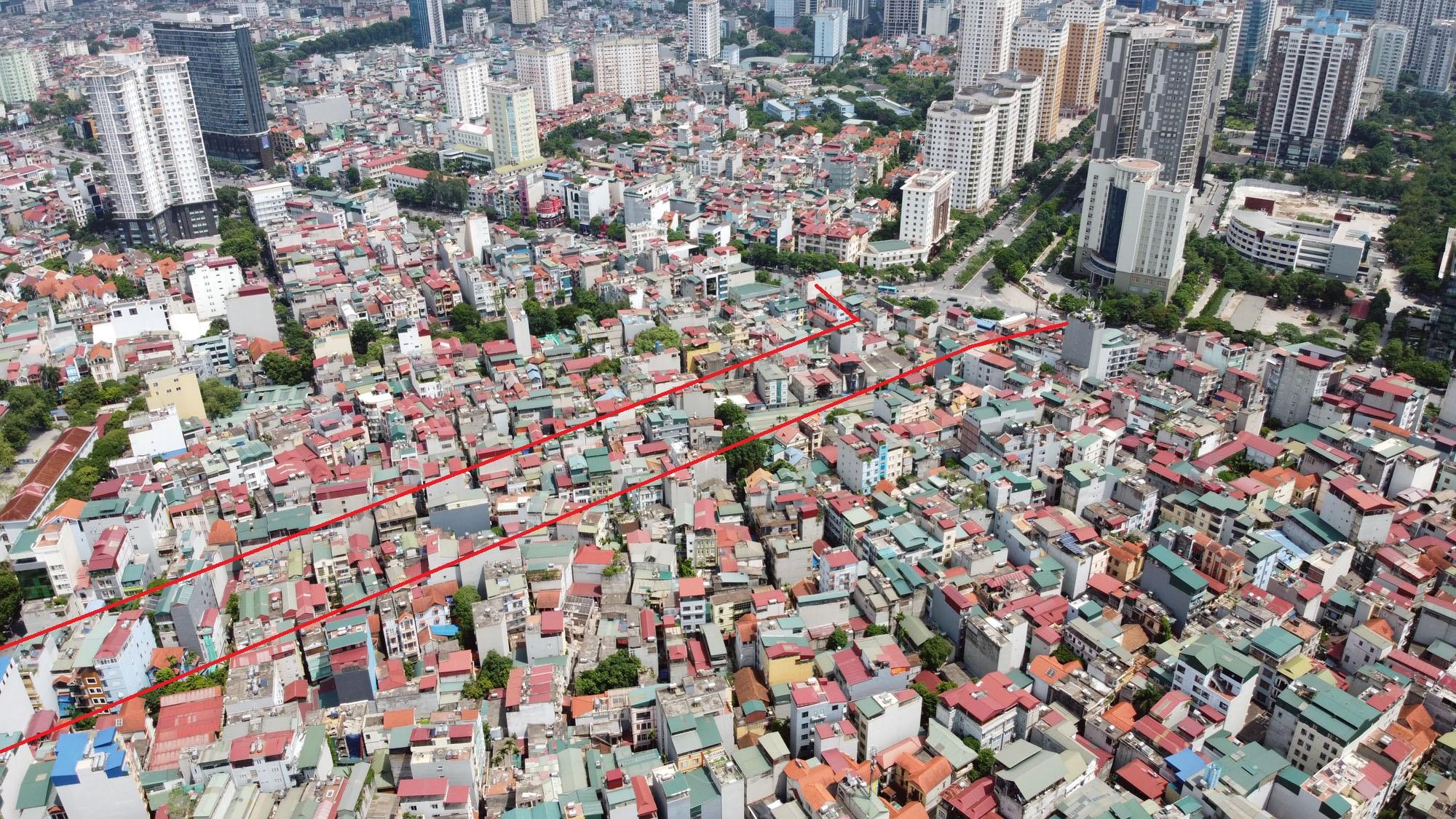 đường sẽ mở theo qui hoạch ở phường Trung Hòa, Cầu Giấy, Hà Nội - Ảnh 5.