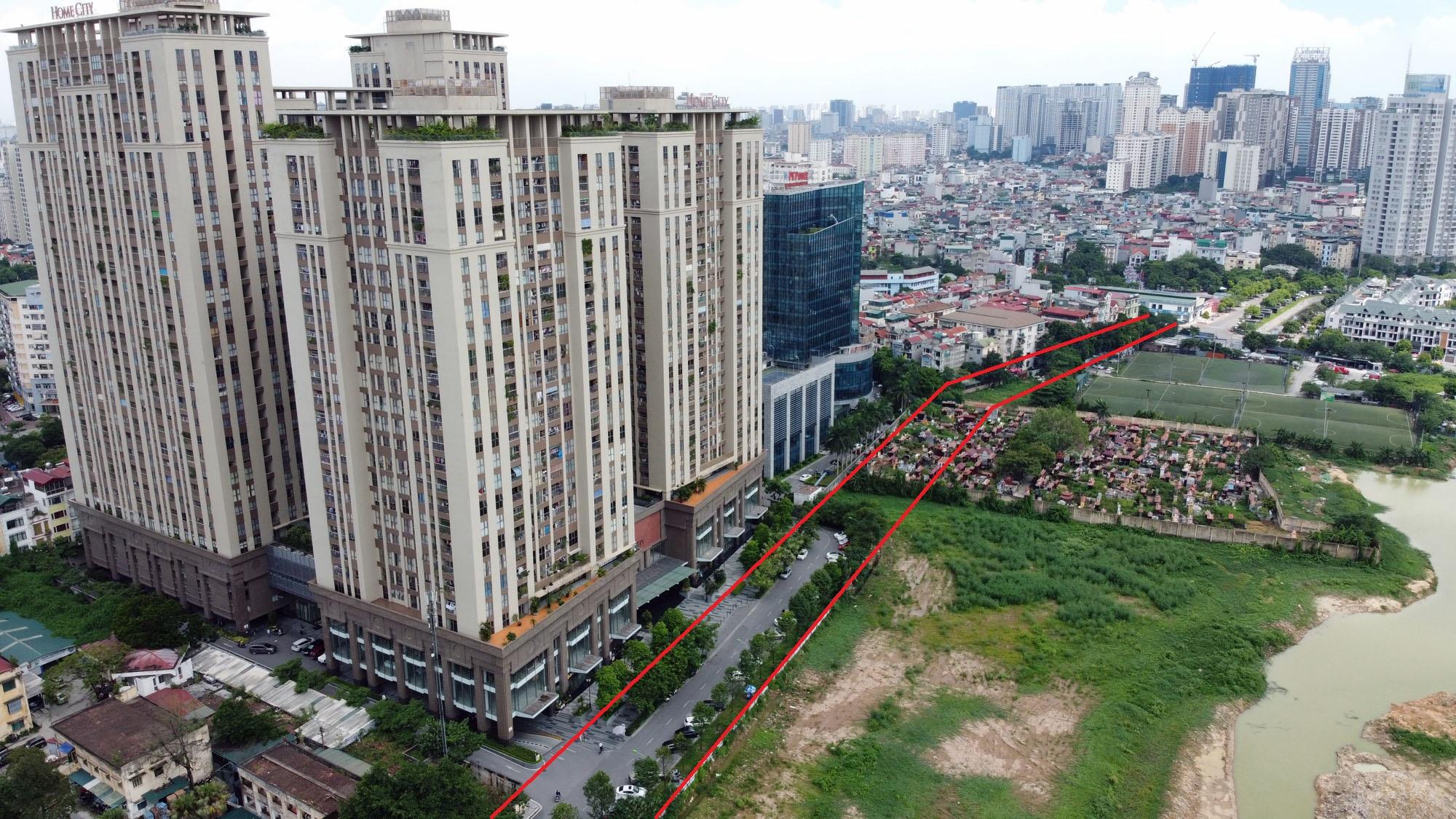 đường sẽ mở theo qui hoạch ở phường Trung Hòa, Cầu Giấy, Hà Nội - Ảnh 8.