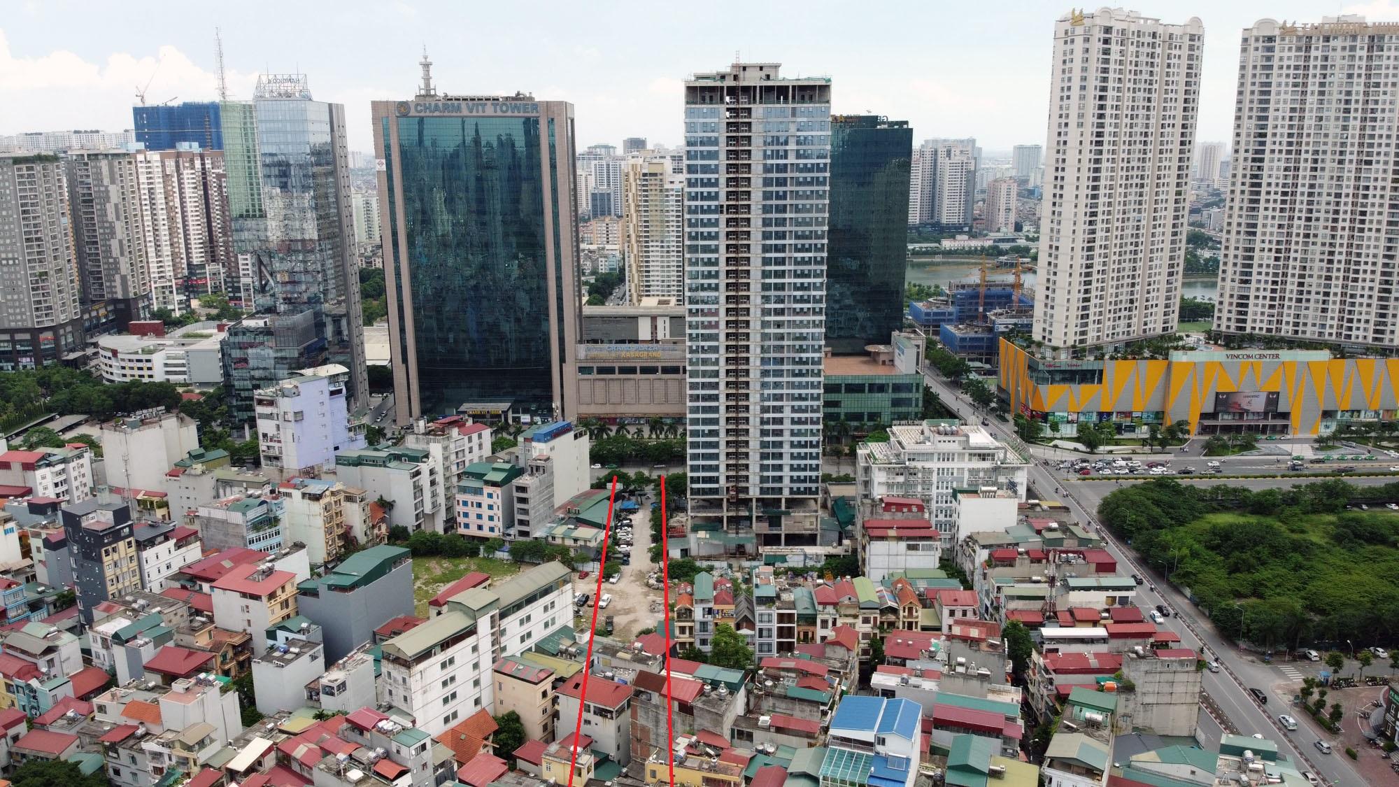 Ba đường sẽ mở theo qui hoạch ở phường Trung Hòa, Cầu Giấy, Hà Nội - Ảnh 14.
