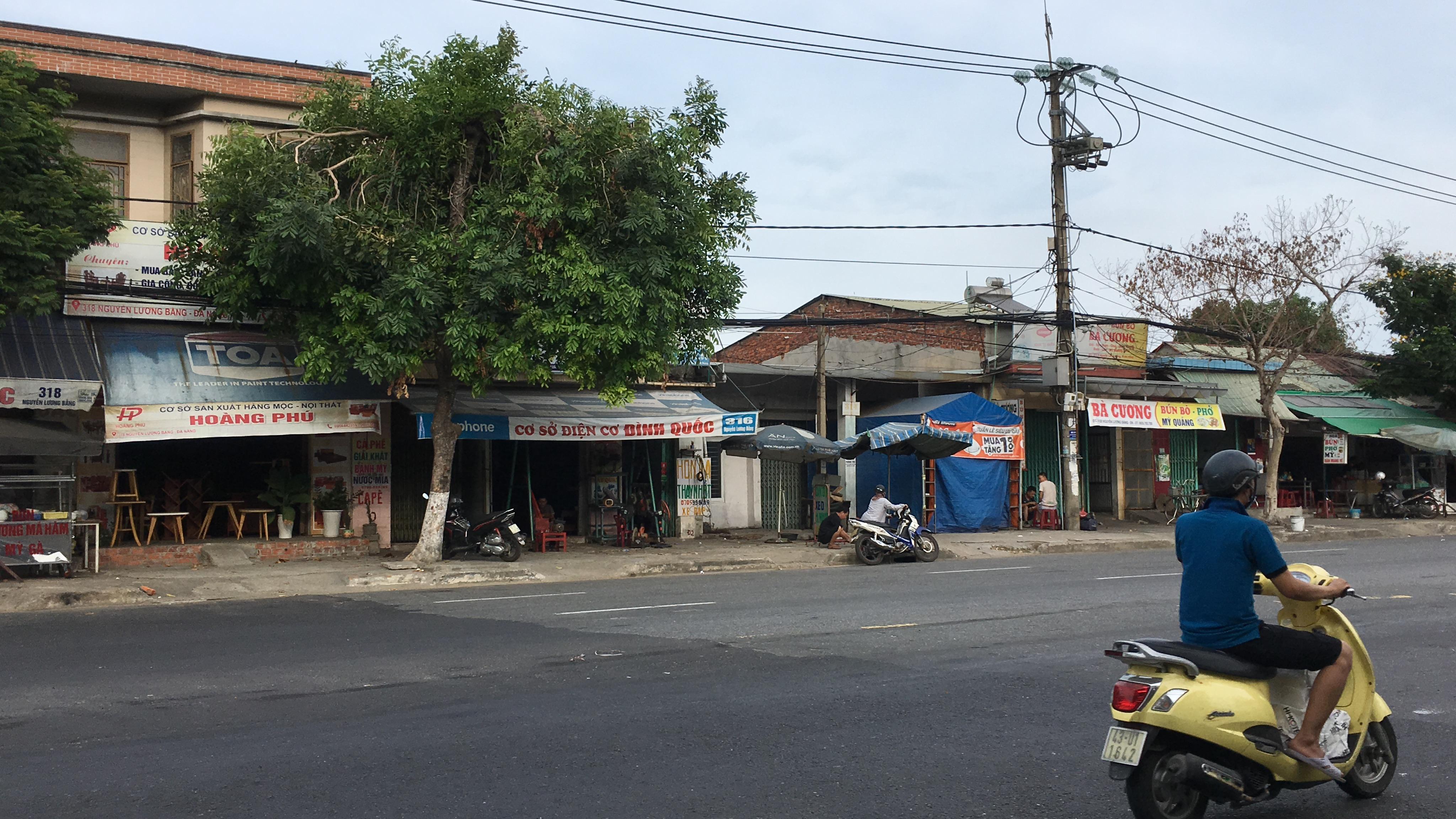 Tuyến đường trục 1 Tây Bắc đang mở theo qui hoạch ở quận Liên Chiểu, Đà Nẵng - Ảnh 20.