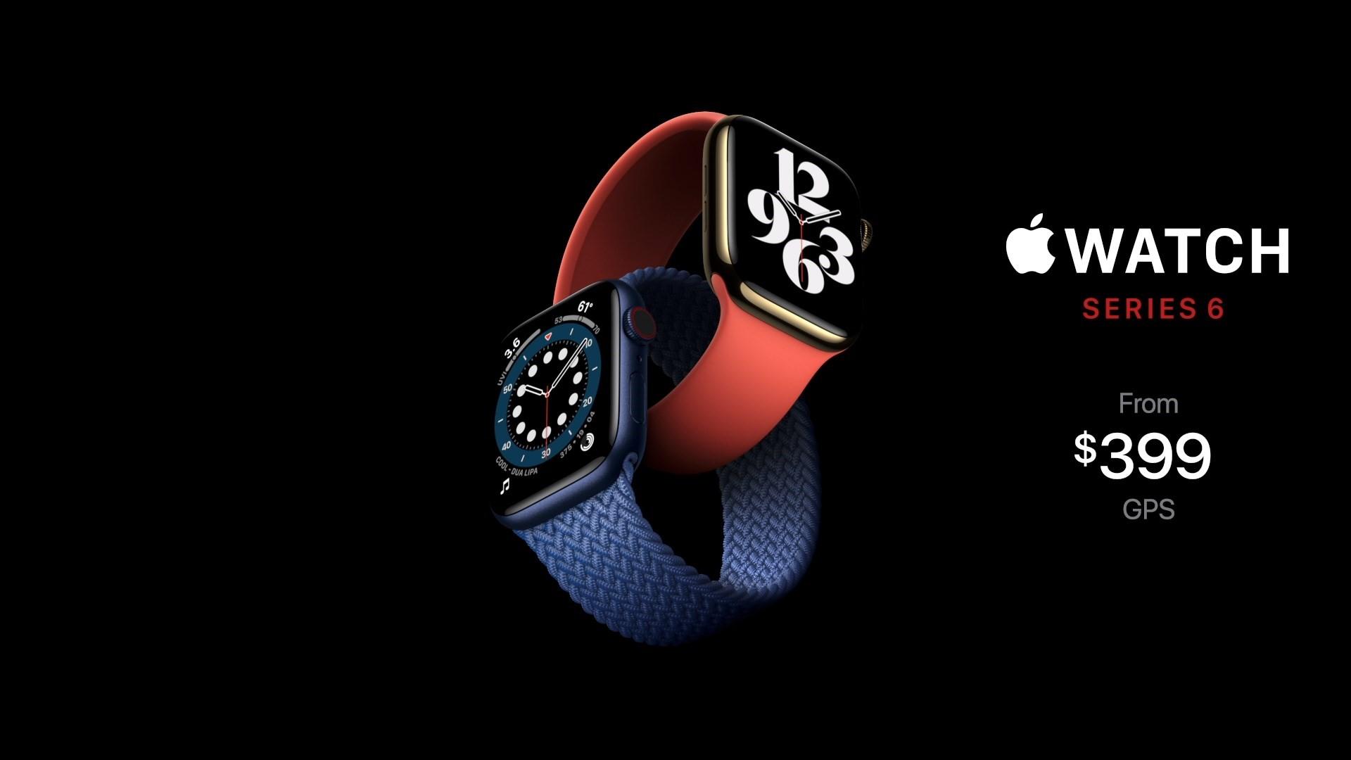 Cận cảnh Apple Watch Series 6: Đo được nồng độ oxy trong máu, thêm nhiều màu sắc, giá từ 9 triệu đồng - Ảnh 3.