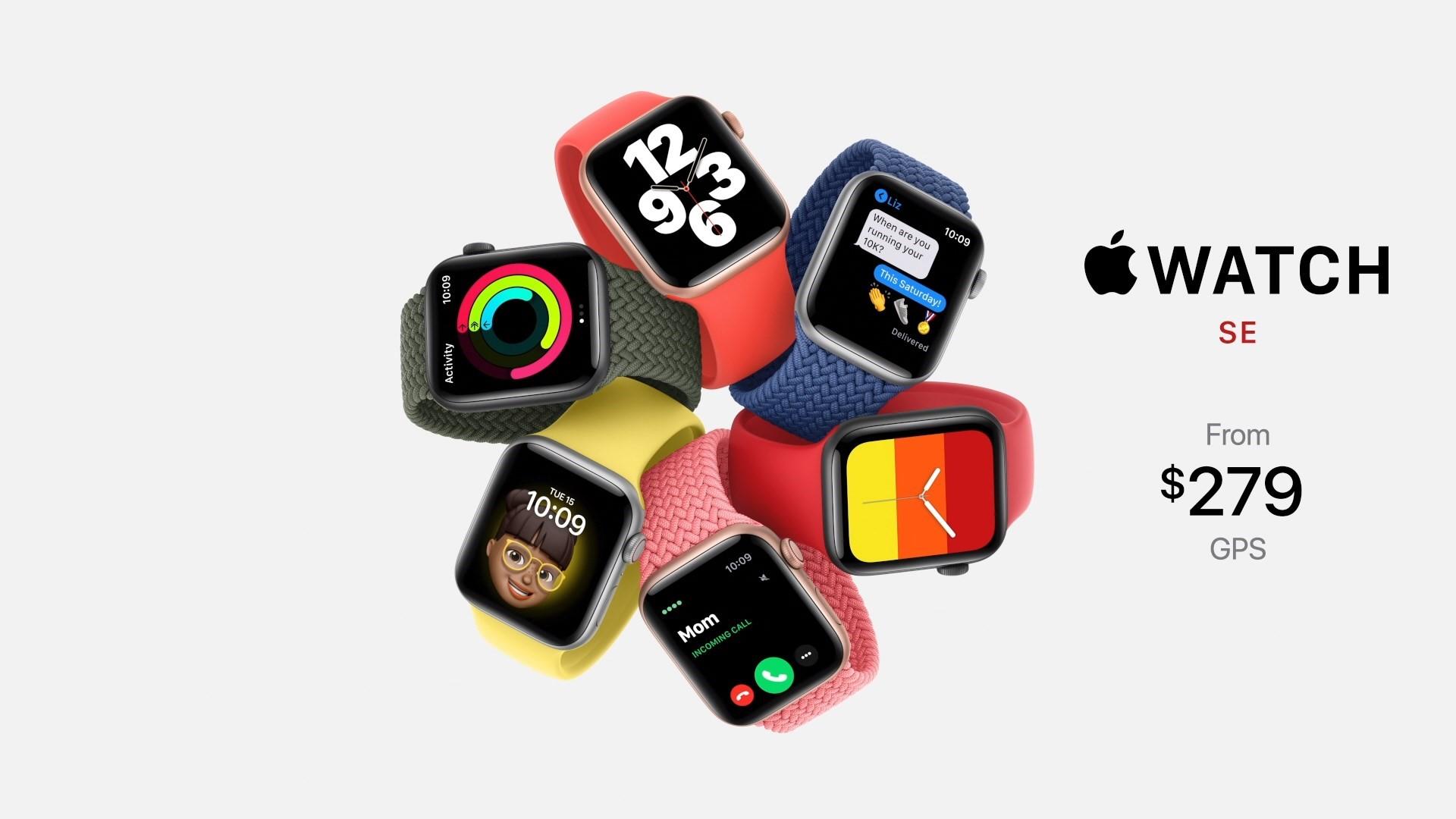 Watch SE: Chiếc Apple Watch dành cho 'nhà nghèo' có gì đặc biệt? - Ảnh 3.