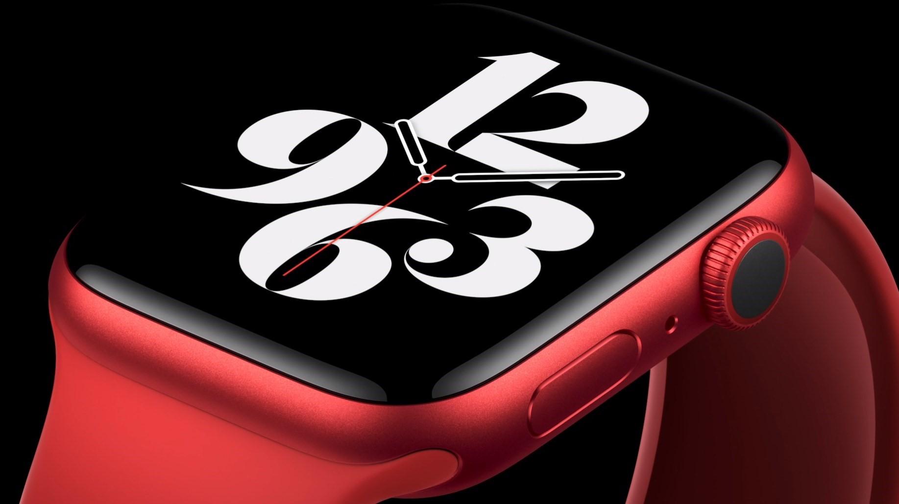 Cận cảnh Apple Watch Series 6: Đo được nồng độ oxy trong máu, thêm nhiều màu sắc, giá từ 9 triệu đồng - Ảnh 5.