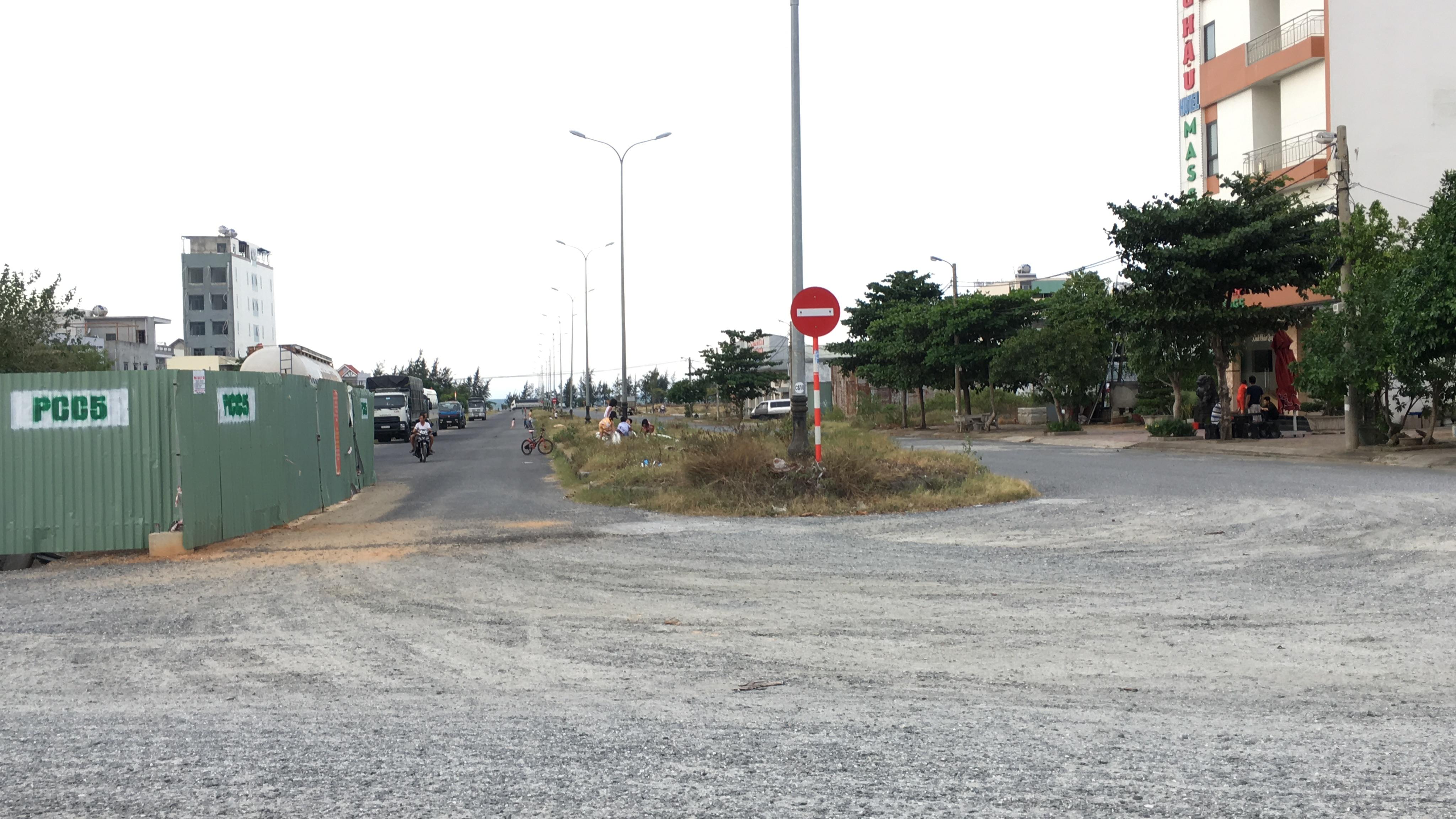 Tuyến đường trục 1 Tây Bắc đang mở theo qui hoạch ở quận Liên Chiểu, Đà Nẵng - Ảnh 25.