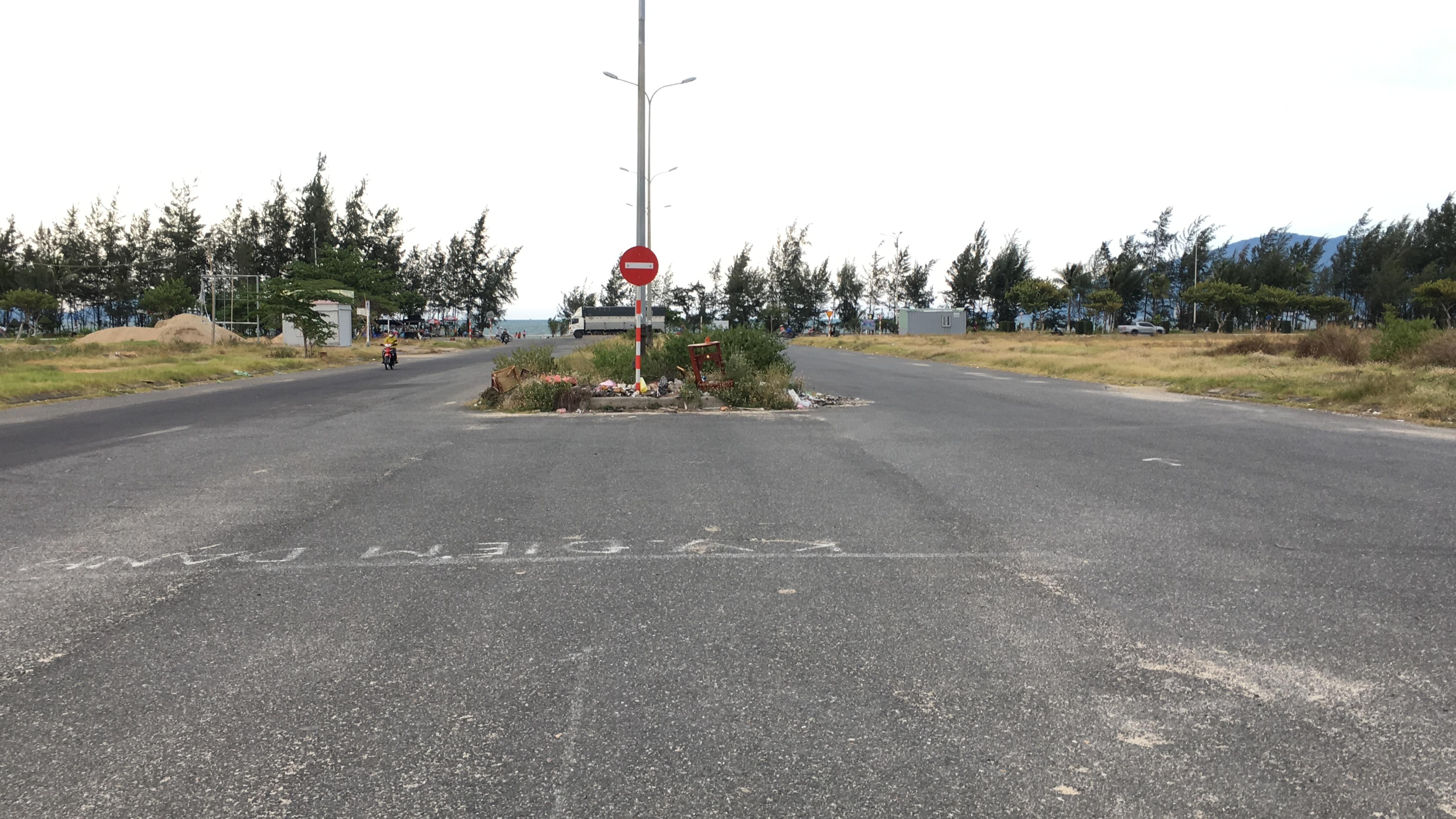 Tuyến đường trục 1 Tây Bắc đang mở theo qui hoạch ở quận Liên Chiểu, Đà Nẵng - Ảnh 21.