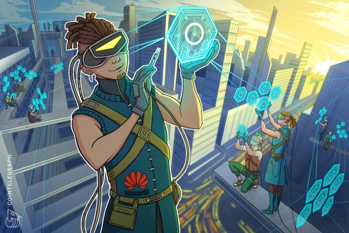 Huawei cập nhật mới cho Huawei Cloud, đẩy mạnh thương mại điện tử. (Nguồn: CoinTelegraph).