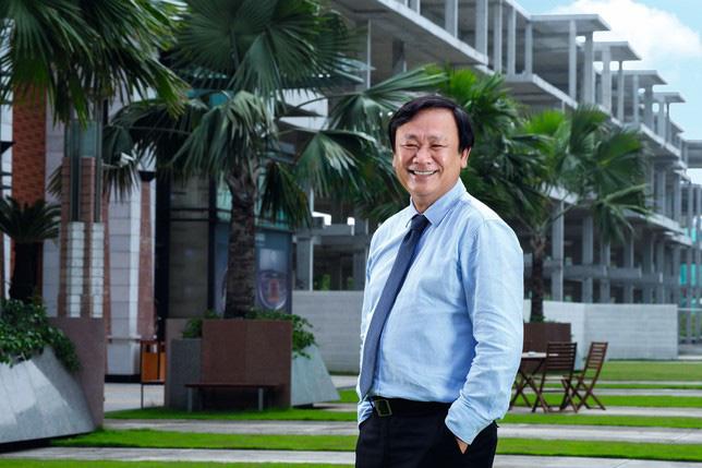 Đế chế Kiến Á của ông Huỳnh Bá Lân:  Từ nhà giáo đến đại gia bất động sản với loạt dự án phía Nam