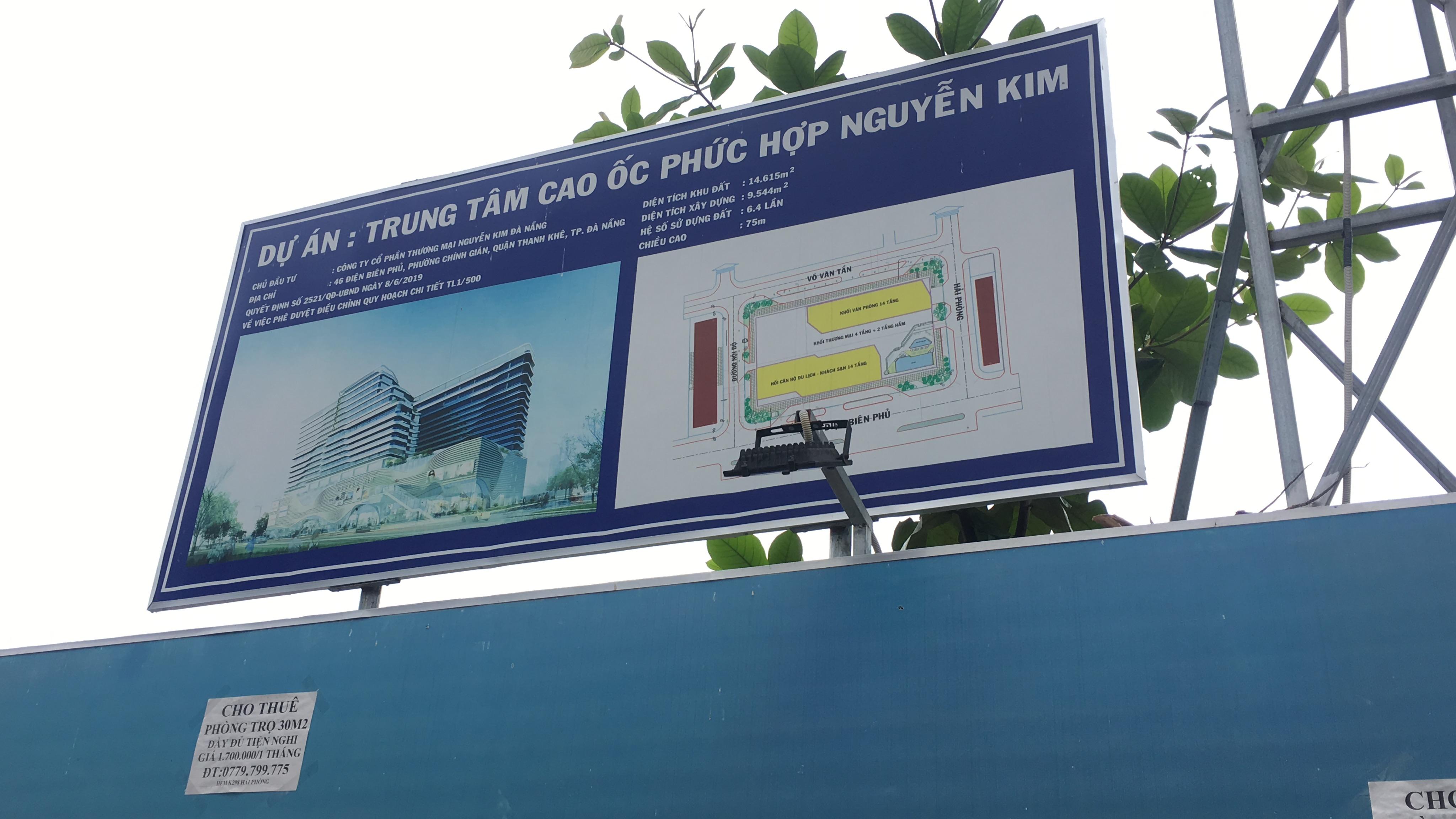 Dự án cao ốc phức hợp Nguyễn Kim ở Đà Nẵng của TTC Land nhiều năm vẫn là bãi đất trống - Ảnh 3.