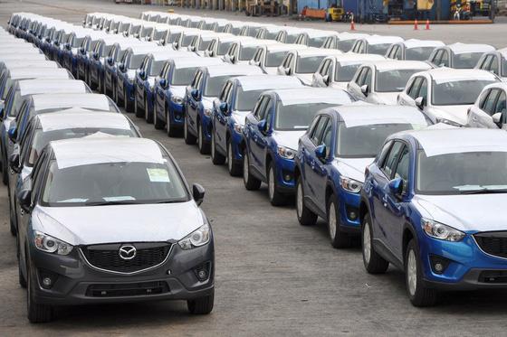 Thái Lan là quốc gia có số lượng xe ô tô nhập khẩu vào Việt Nam nhiều nhất trong tháng 8