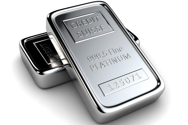Giá bạch kim tăng mạnh