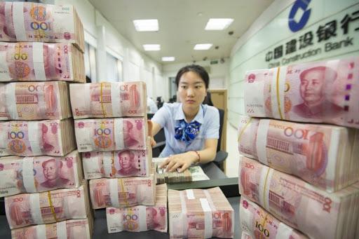 Lợi nhuận 5 ngân hàng lớn nhất Trung Quốc giảm mạnh do tác động của dịch COVID-19 - Ảnh 1.