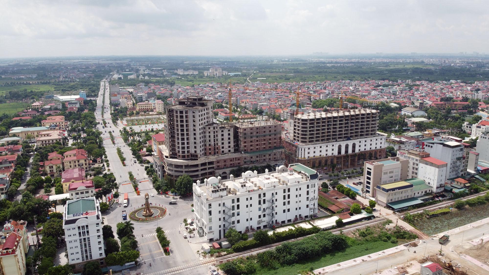 Dự án TTTM Hongkong London trên 'đất vàng' Từ Sơn, Bắc Ninh bỏ hoang nhiều năm - Ảnh 1.