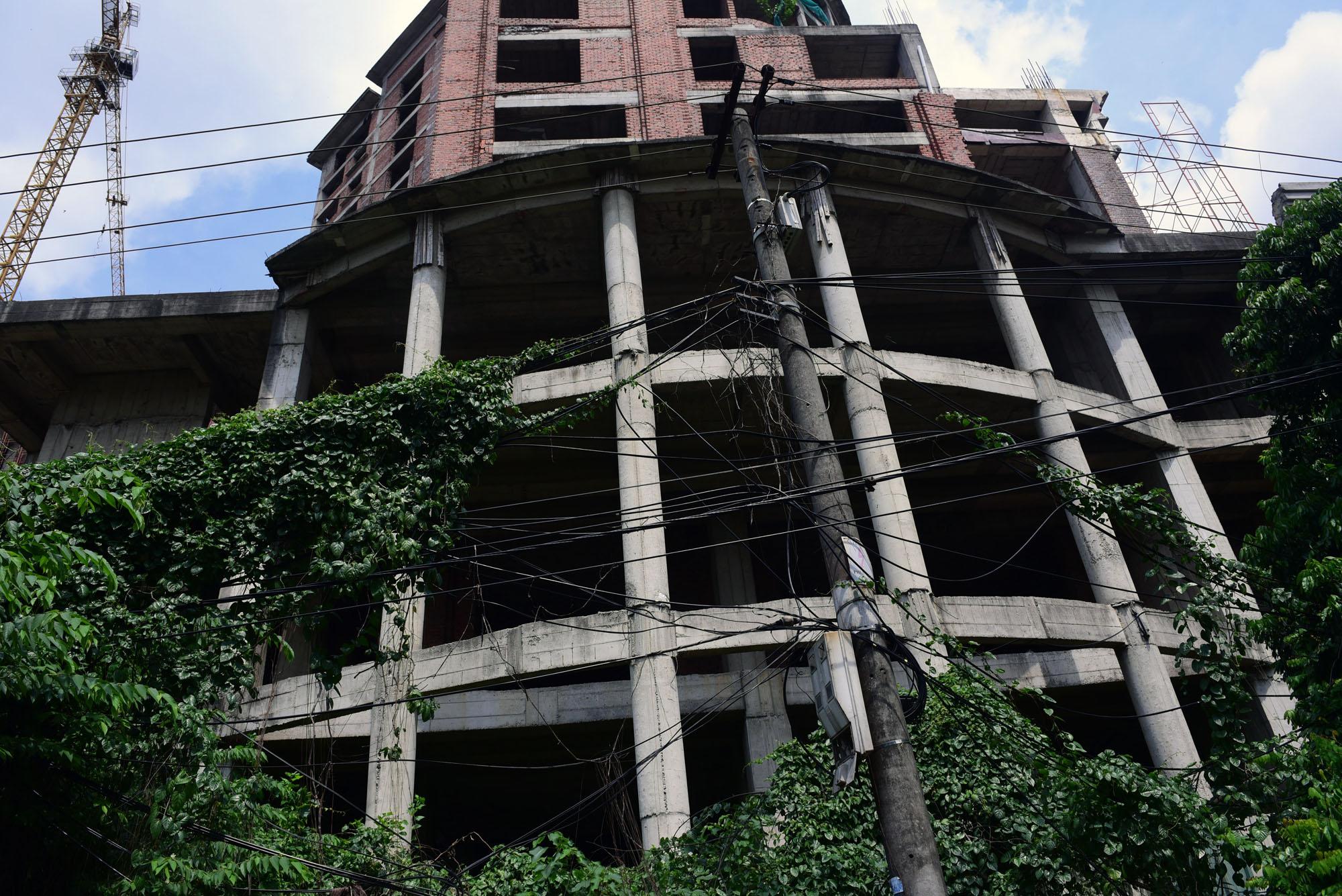 Dự án TTTM Hongkong London trên 'đất vàng' Từ Sơn, Bắc Ninh bỏ hoang nhiều năm - Ảnh 10.