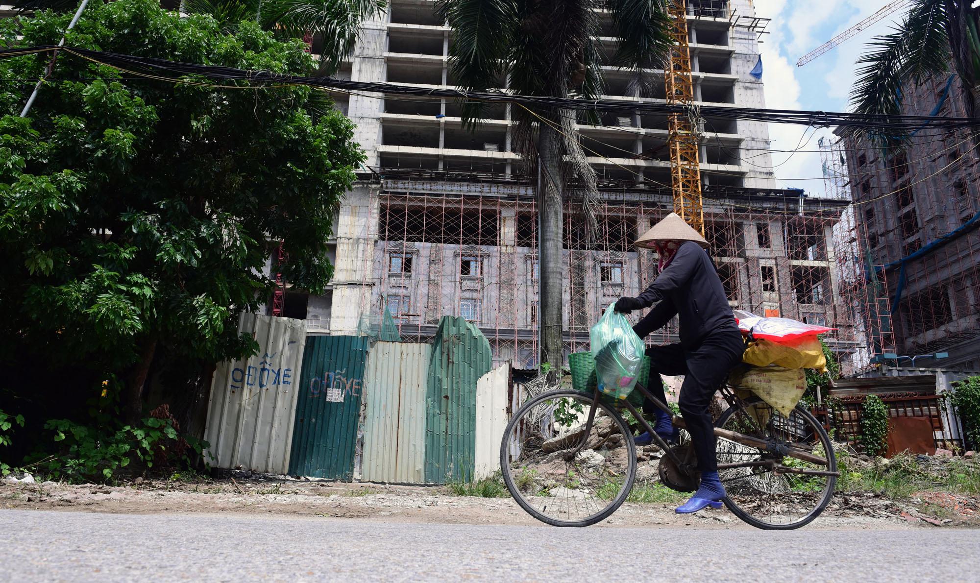 Dự án TTTM Hongkong London trên 'đất vàng' Từ Sơn, Bắc Ninh bỏ hoang nhiều năm - Ảnh 13.