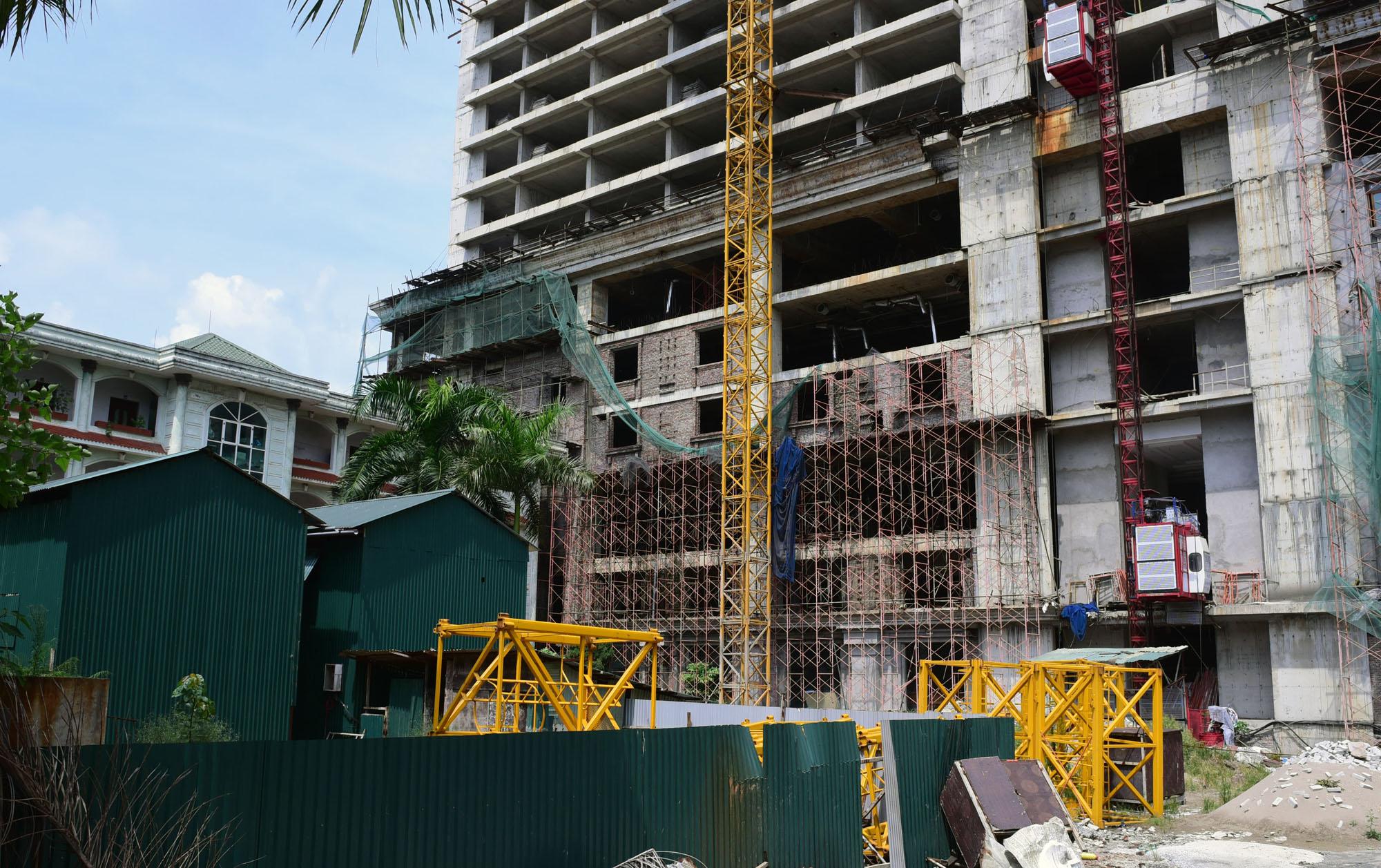 Dự án TTTM Hongkong London trên 'đất vàng' Từ Sơn, Bắc Ninh bỏ hoang nhiều năm - Ảnh 15.
