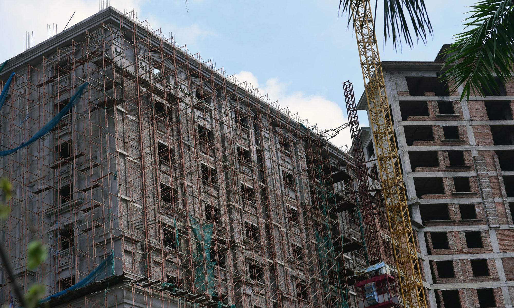 Dự án TTTM Hongkong London trên 'đất vàng' Từ Sơn, Bắc Ninh bỏ hoang nhiều năm - Ảnh 18.
