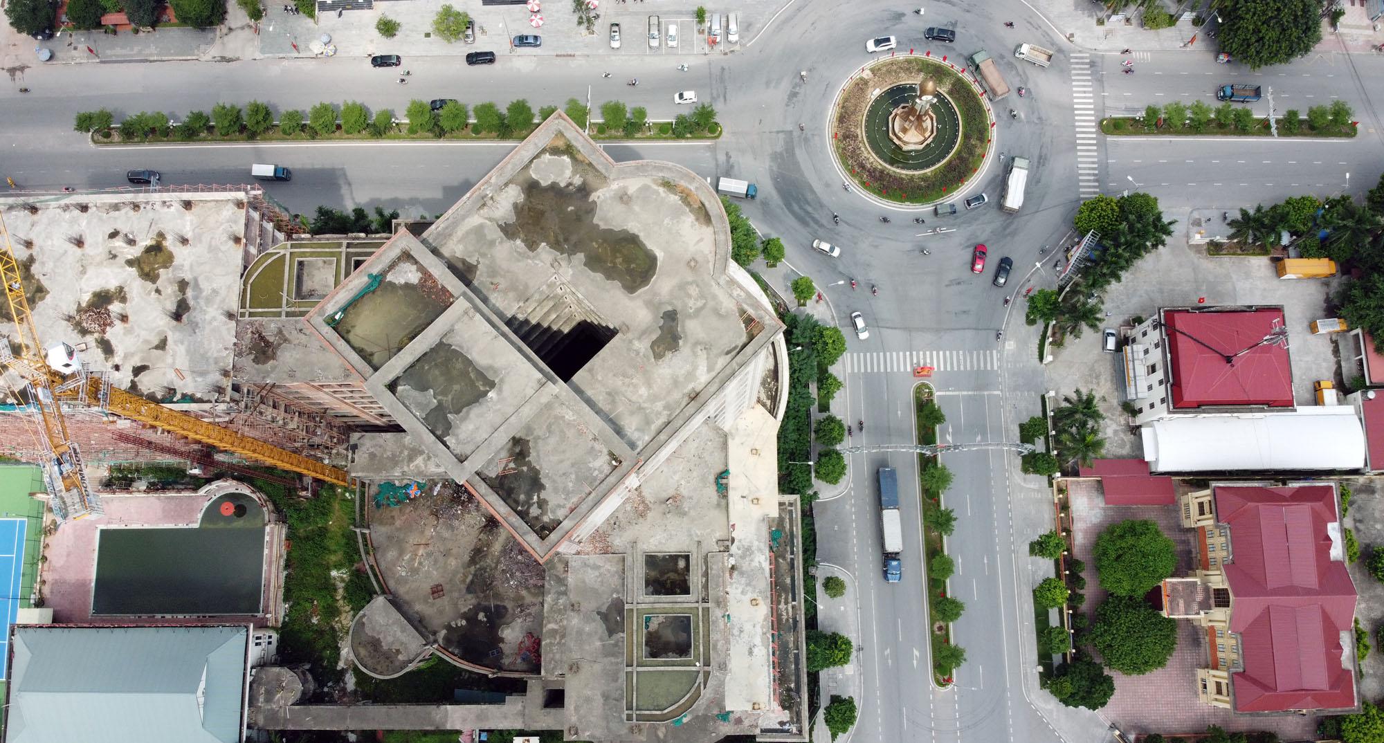 Dự án TTTM Hongkong London trên 'đất vàng' Từ Sơn, Bắc Ninh bỏ hoang nhiều năm - Ảnh 5.
