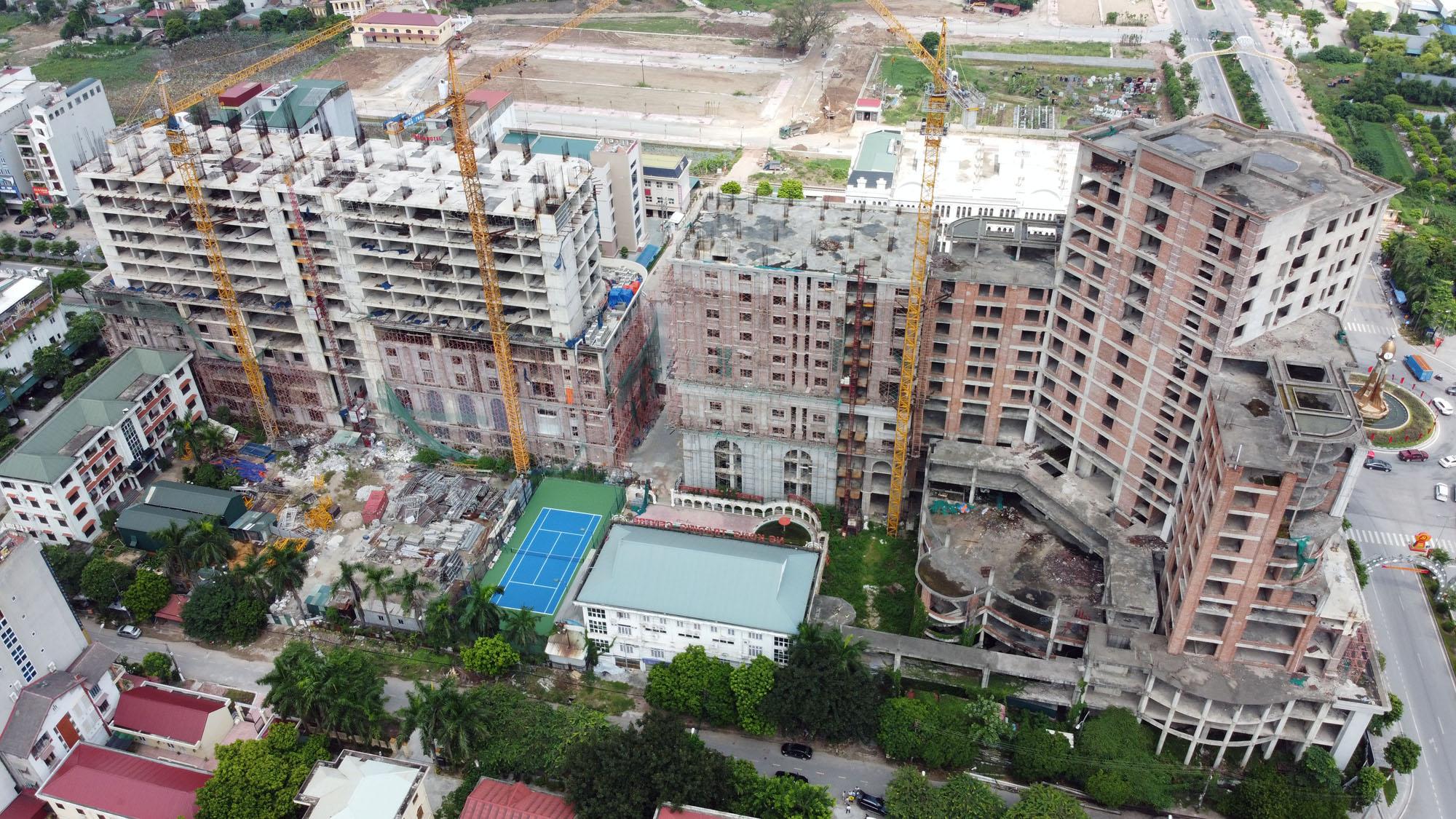 Dự án TTTM Hongkong London trên 'đất vàng' Từ Sơn, Bắc Ninh bỏ hoang nhiều năm - Ảnh 6.