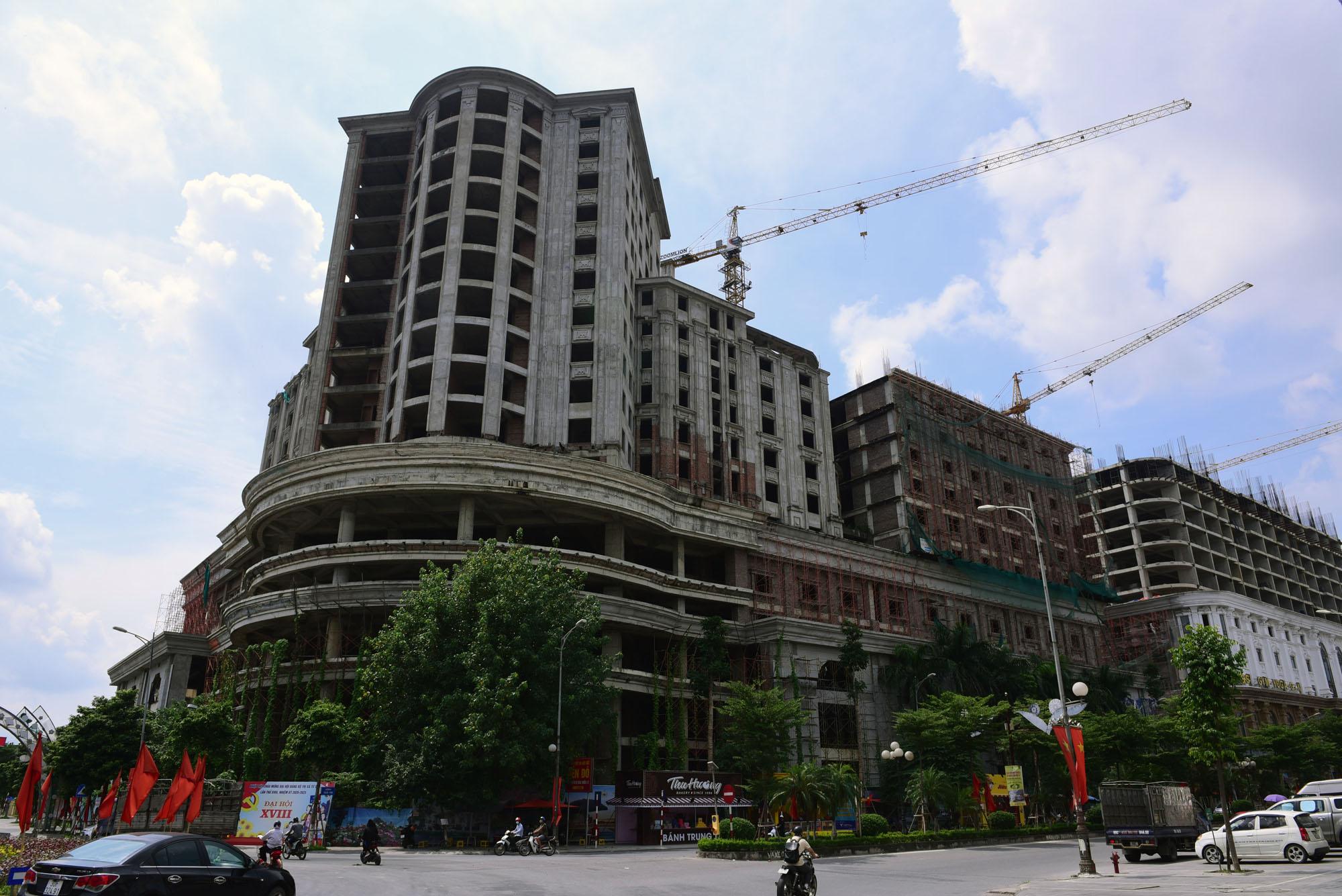 Dự án TTTM Hongkong London trên 'đất vàng' Từ Sơn, Bắc Ninh bỏ hoang nhiều năm - Ảnh 7.