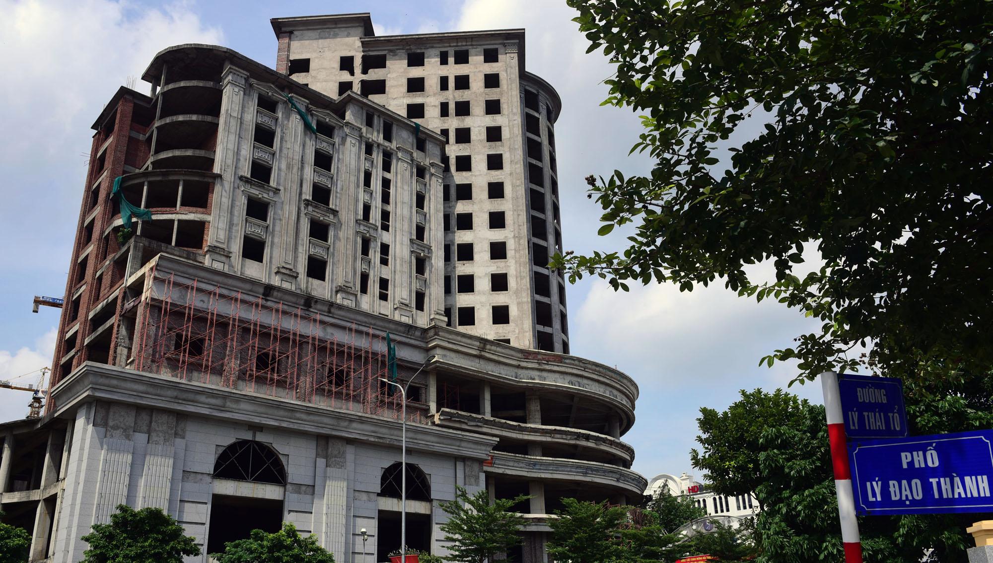 Dự án TTTM Hongkong London trên 'đất vàng' Từ Sơn, Bắc Ninh bỏ hoang nhiều năm - Ảnh 8.