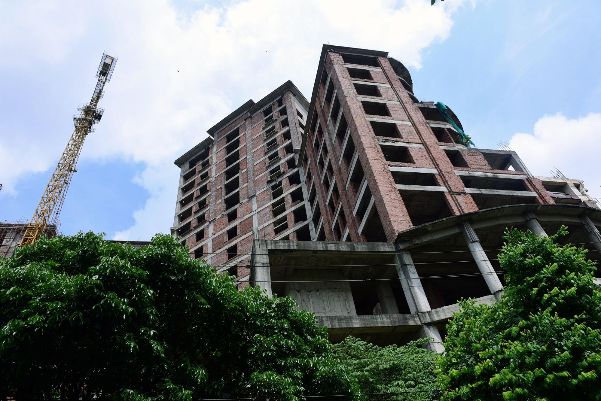 Dự án TTTM Hongkong London trên 'đất vàng' Từ Sơn, Bắc Ninh bỏ hoang nhiều năm - Ảnh 9.