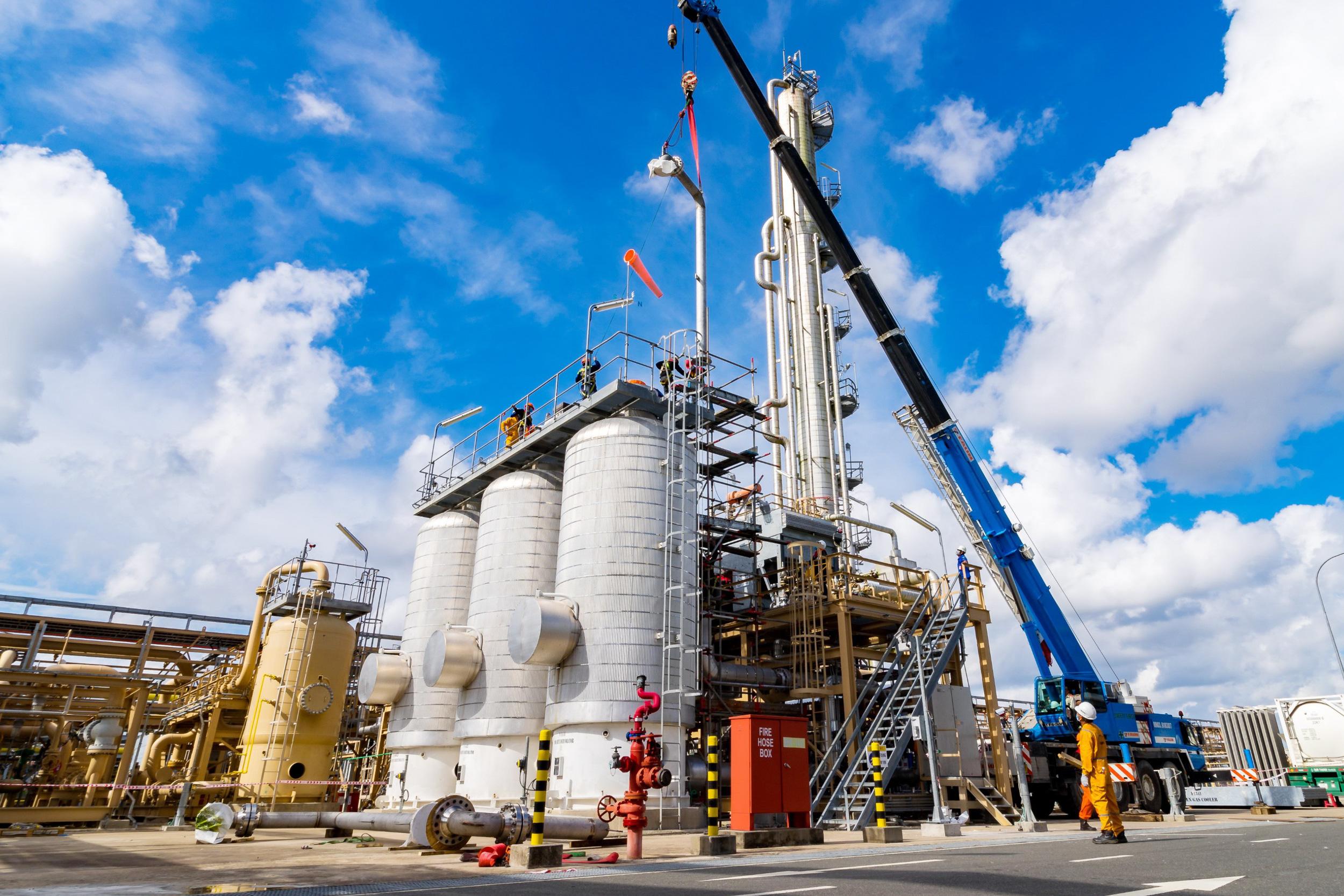 PV Gas đặt mục tiêu tăng trưởng trung bình giai đoạn 2021 - 2025 trên 12%/năm