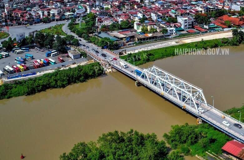 Hải Phòng dừng hoạt động bến xe Cầu Rào để làm dự án hơn 2.200 tỉ đồng - Ảnh 1.