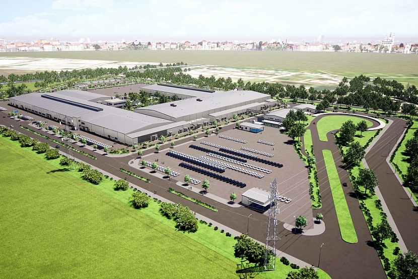 Hyundai Thành Công khởi công nhà máy số 2 hơn 3.200 tỉ đồng tại Ninh Bình