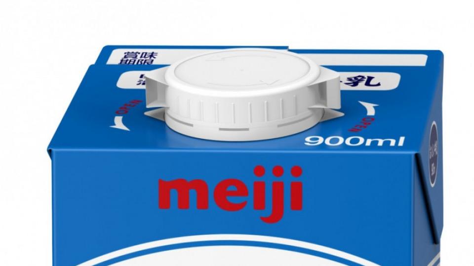 Hãng sữa Meiji, Megmilk của Nhật Bản phải thay đổi bao bì sản phẩm vì COVID-19 - Ảnh 1.