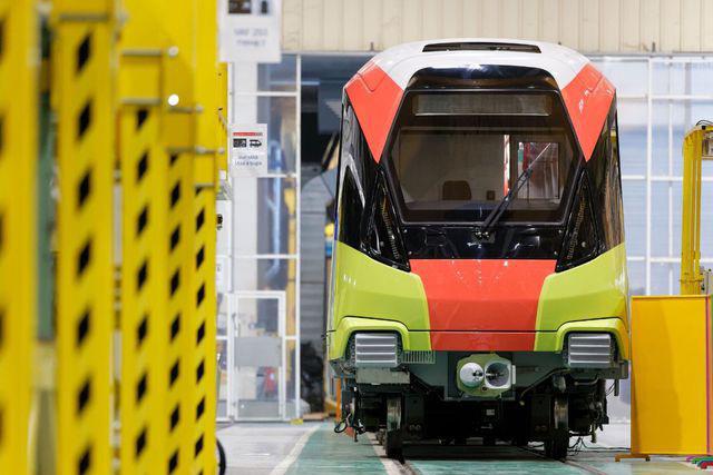 Hà Nội đề xuất làm tuyến đường sắt hơn 65.000 tỉ đồng chạy từ Văn Cao đến Hòa Lạc