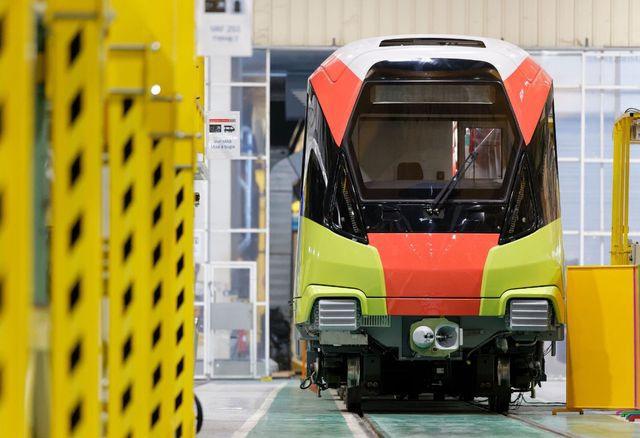 Hà Nội đề xuất làm tuyến đường sắt hơn 65.000 tỉ đồng  nối Văn Cao với Hòa Lạc  - Ảnh 1.