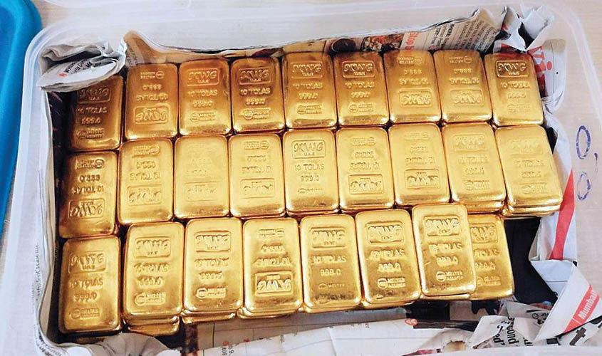 Cuộc phong tỏa lớn nhất thế giới làm nghẽn tuyến đường buôn lậu vàng vào Ấn Độ - Ảnh 1.