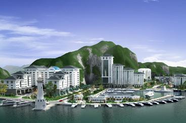 Vinaconex ITC muốn huy động 2.500 tỉ đồng để đầu tư dự án tỉ USD tại Hải Phòng