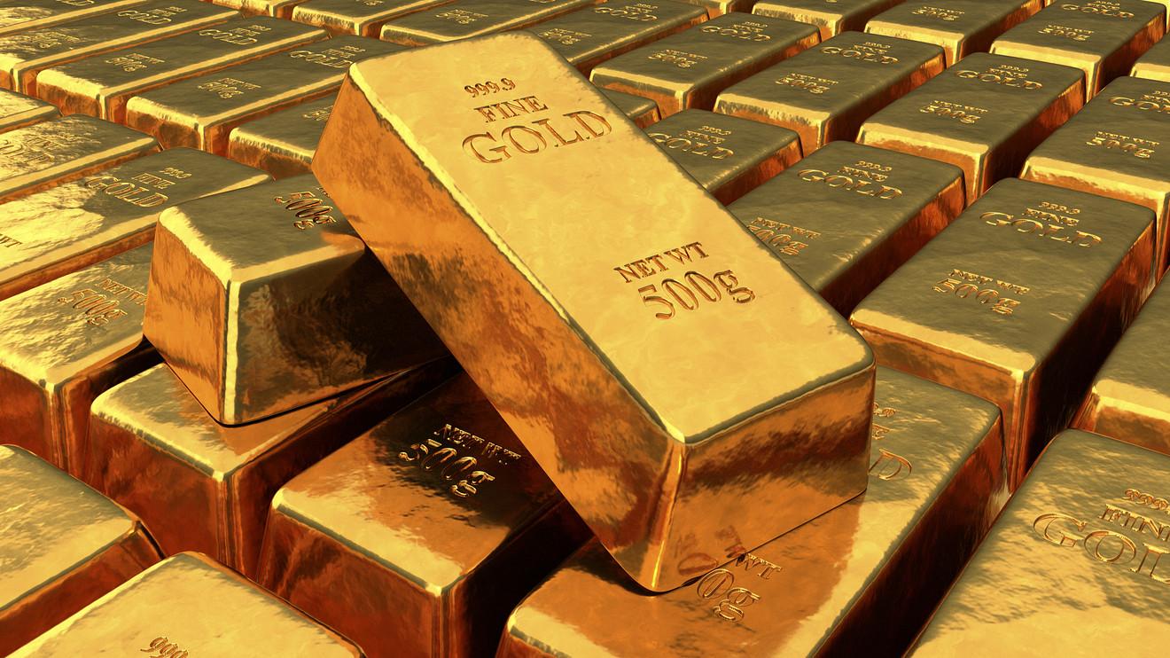 Các ngân hàng lớn nhất trên thế giới đã thu hàng tỉ USD từ vàng - Ảnh 1.